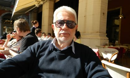 Franco Rizzi saluta l'amico Riccardo Patrucco, anima della Folgore Caratese