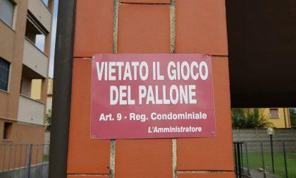 Arcore, stop al pallone in piazza Pertini dopo le 22