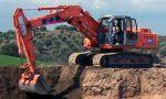 Escavatore rubato trovato in una zona industriale di Varedo