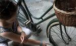 Danni e vandalismi alle biciclette in stazione