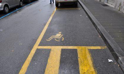 A Lissone 100 nuovi parcheggi per disabili