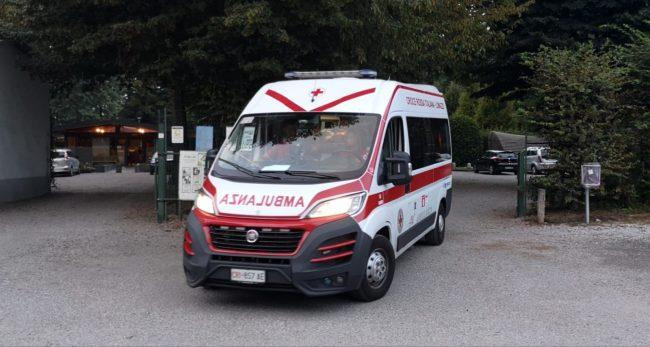 ambulanza agriturismo lazzate