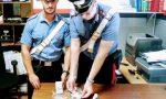 Nasconde la droga tra la legna limbiatese arrestato per spaccio