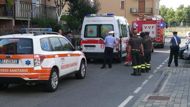 Il Bagno Nova Milanese.Fiammata In Bagno Pensionato Si Ustiona Giornale Di Monza