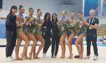 Le Farfalle della Ginnastica Ritmica a Pesaro per la Coppa del Mondo e ora anche testimonial in tv
