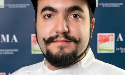 Giovane limbiatese si diploma alla Scuola Internazionale di Cucina Italiana
