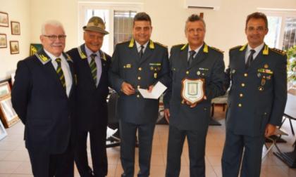 Guardia di Finanza, Francesco Mancuso lascia Seregno e arriva a Cernusco