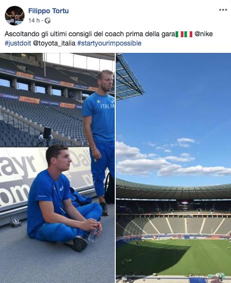 Europei di atletica 2018