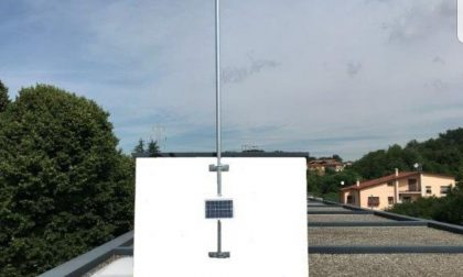 Arcore ha la sua stazione meteo personalizzata