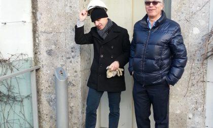 Villasanta, cittadini disabili in protesta perchè l'ascensore non funziona