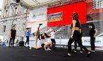 Danza al #MonzaFuoriGP aspettando Garrison VIDEO