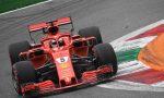 Prove libere: ecco le vetture di Formula 1 a Monza FOTO