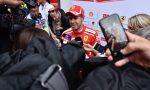 Miglior tempo di Vettel nelle prove libere, secondo Raikkonen