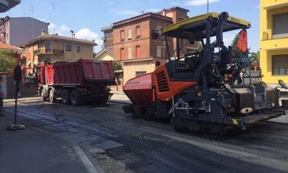Desio: corso Italia e via Garibaldi chiuse al traffico per tre notti per lavori