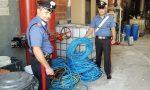 Tenta il furto di rame in ditta, arrestato 45enne