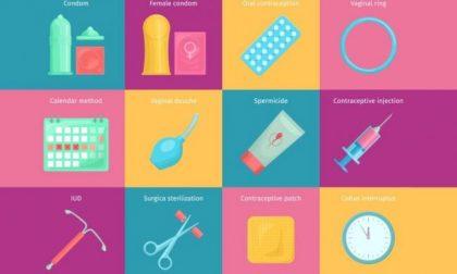 Contraccettivi gratis per giovani sotto i 24 anni in Lombardia