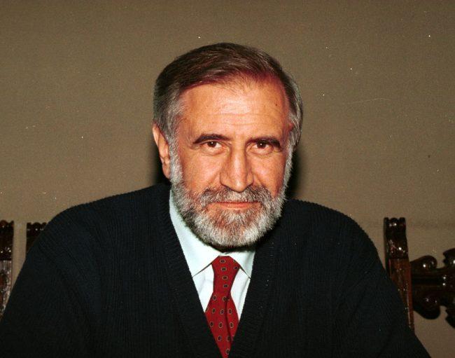 Ex sindaco Antonio Mauri