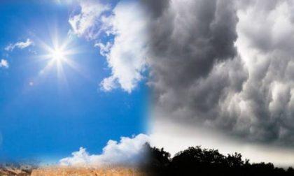 Sole, nuvole, pioggia: sarà un week end decisamente variabile PREVISIONI METEO