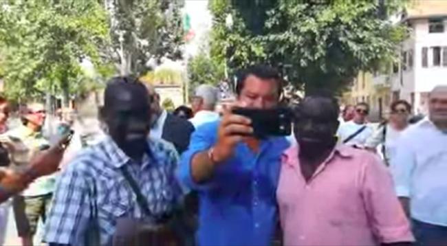 A Pontida staffetta fra Bossi e Salvini, che a Nerviano giorni fa&#8230&#x3B;