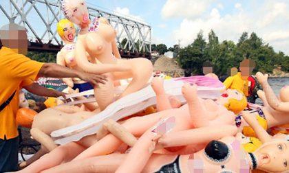 A Torino la prima casa d'appuntamenti con bambole gonfiabili