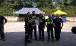 Cavenago, un successo l'esercitazione della Protezione civile