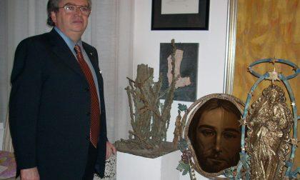 Meda in lutto per la scomparsa dello scultore Alberto Ceppi