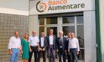 Le foto della visita dell'assessore regionale Bolognini al Banco alimentare