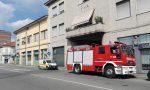 Prima la fuga di gas, poi l'incidente in via Carducci – FOTO