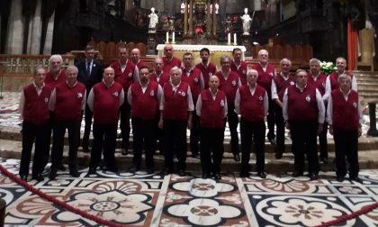 L'esibizione del Coro Cai di Bovisio incanta  Milano