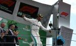 Hamilton vince il Gran Premio LE FOTO