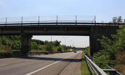 Indagini strutturali sui ponti della Milano Meda: chiusa (di notte) la corsia tra Bovisio e Varedo