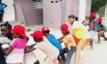 Volontario ad Haiti per far sorridere i bambini