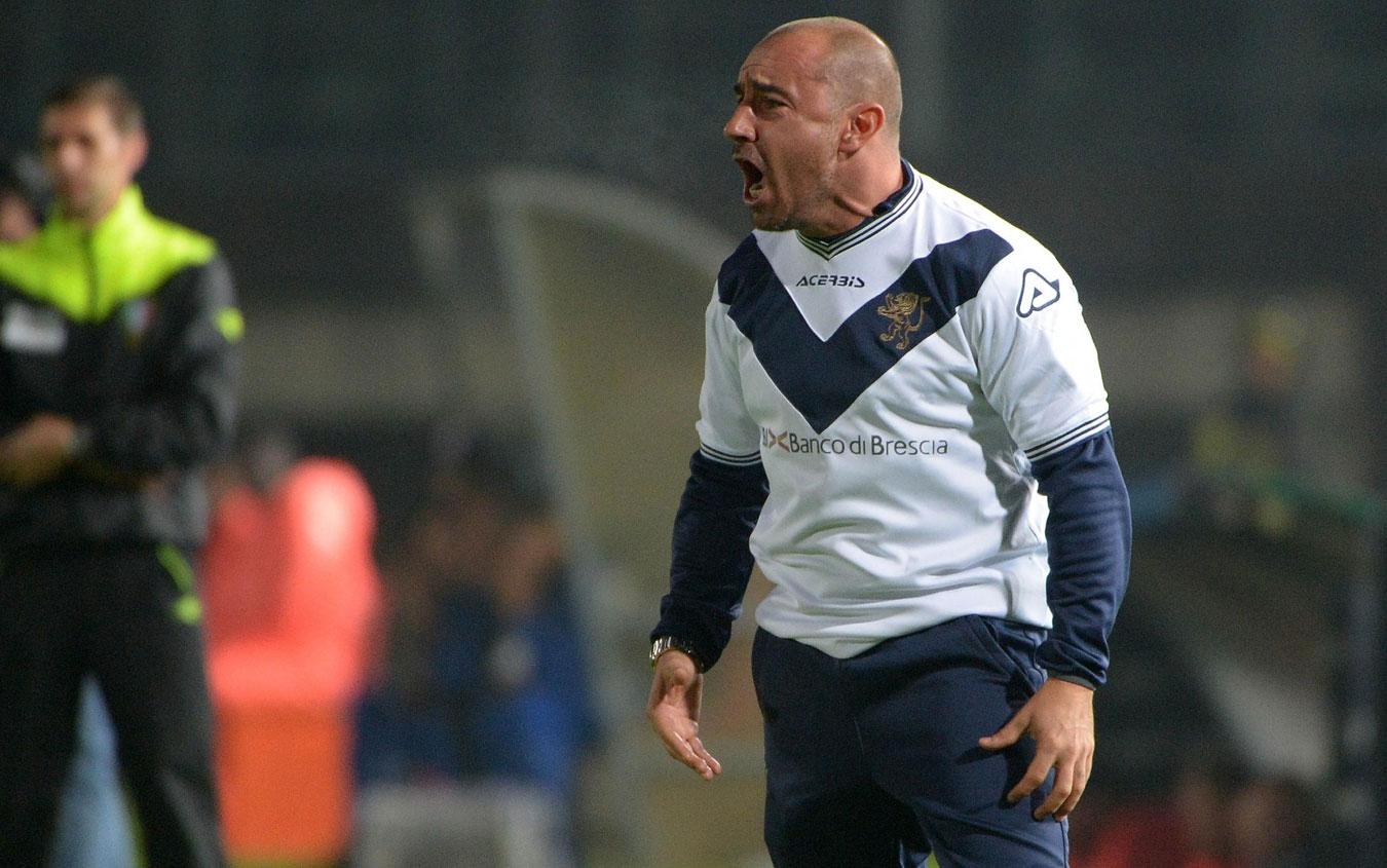 Cristian Brocchi allenatore Monza calcio