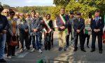 Onori al partigiano Livio Cesana FOTO VIDEO