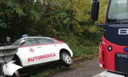Quindici incidenti in tre giorni in Valassina per la pioggia