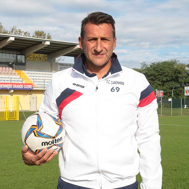 Castellazzi calcio allenatore Base 96