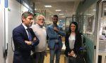 Il vicepresidente della Regione e il sindaco di Carate in visita a due eccellenze