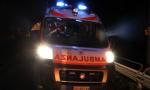 Doppio incidente sulle strade della Brianza SIRENE DI NOTTE