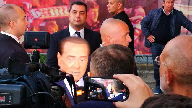 Calcio Serie C Monza-Triestina 1 a 1, Granoche rovina la prima di Berlusconi al Brianteo