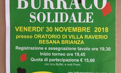 Torneo di Burraco solidale per l'Africa