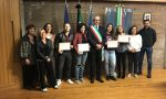 Agrate premia i suoi studenti migliori GALLERY