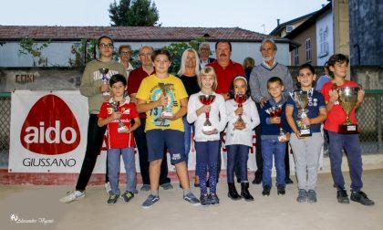 Aido Giussano,  torneo di bocce tra studenti