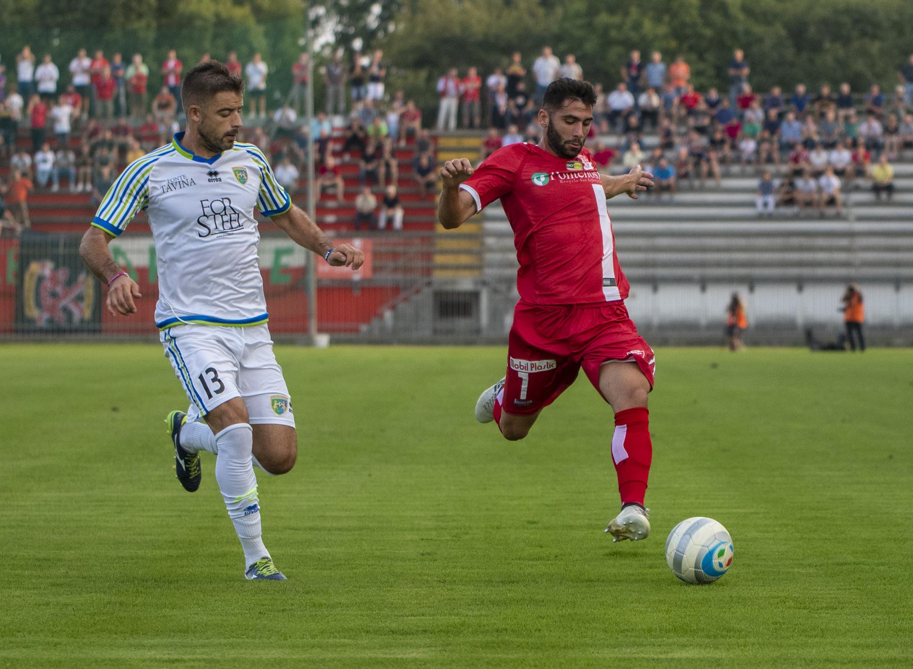 Maicol Origlio Monza calcio