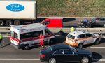 Tamponamento a catena in Tangenziale Nord: traffico paralizzato FOTO VIDEO