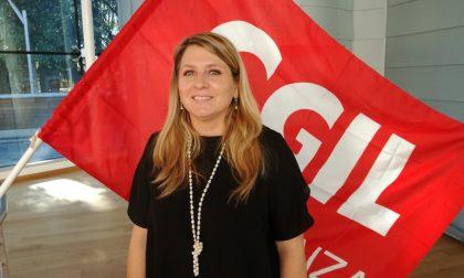 Angela Mondellini prima donna alla guida della Camera del Lavoro della Cgil MB