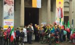 Verano, inaugurazione del viale San Paolo VI