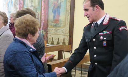 """Macherio, contro furti e truffe """"lezione"""" in chiesa con i Carabinieri"""