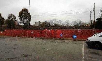 Muro antidegrado, a San Rocco partono i lavori