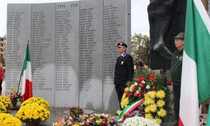 Lissone, 4 Novembre: si ricorda la fine della Grande guerra – FOTO