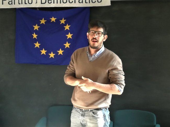 Stefano Silva nuovo segretario del Pd a Seregno FOTO
